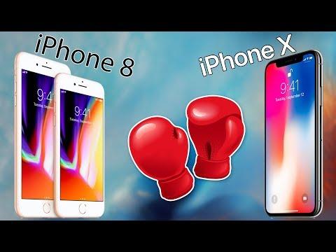 Download Youtube: iPhone X vs iPhone 8 📱 Porównanie - Który wybrać?