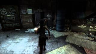 "Tomb Raider - Mountain Base: WWII Submachine Gun, ""Go to Hell"" ""Scientist: Secret Project PC"