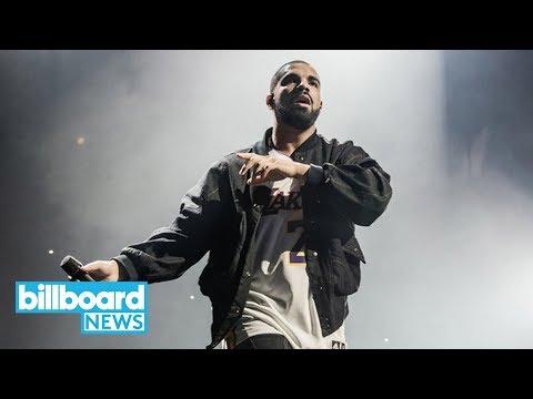 Drake Dominates Billboard Hot 100, Scores 7 Top 10s | Billboard News Mp3