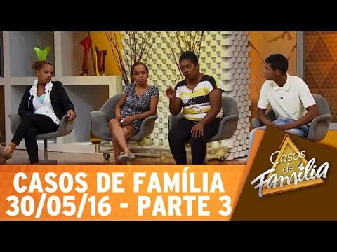 Casos de Família (30/05/16) - Minha sogra me adora... Mas minha mãe me odeia! - Parte 3