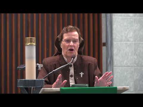 Sister Briege McKenna Divine Mercy Ottawa Conference 2017, Session One