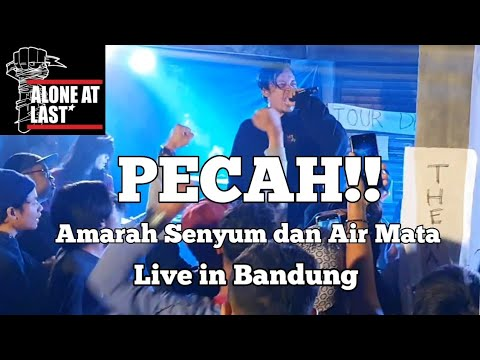 Alone At Last - Amarah Senyum Dan Air Mata [LIVE HD]