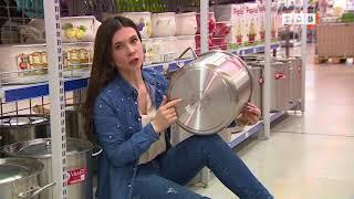 видео Как выбрать посуду из нержавеющей стали