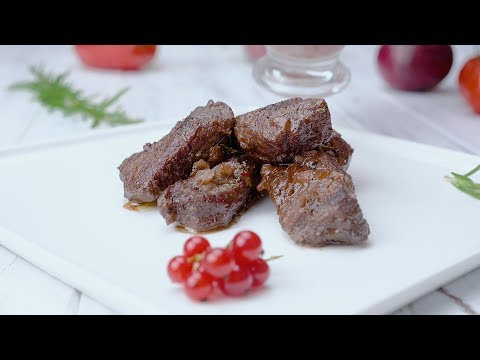 Как приготовить говядину со смородиной - Рецепты от Со Вкусом