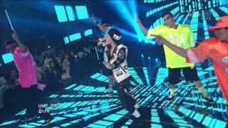 [HD LIVE] 20121014 Inkigayo G-Dragon - Crayon
