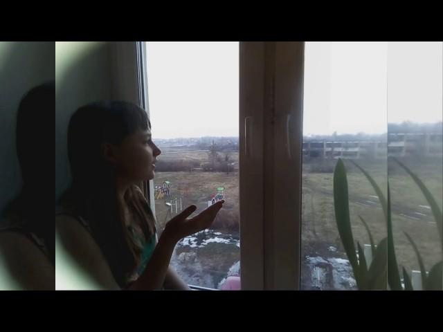 Изображение предпросмотра прочтения – ПолинаБогданова читает произведение «Эти бедные селенья....» Ф.И.Тютчева