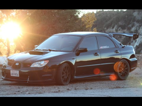 2007 Subaru Wrx Sti >> 2007 Subaru Sti Modified One Take