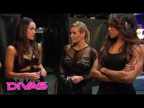 The Divas discuss Eva Marie's training: Total Divas Preview Clip, July 7, 2015