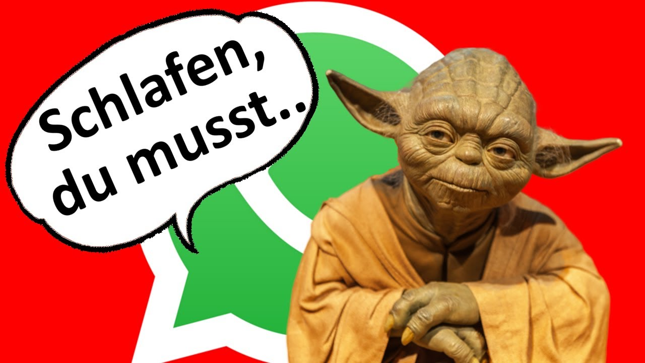 Neu Meister Yoda Spruche Schlafen Lustiges Video Fur