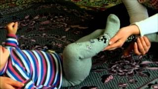 Методы Фельденкрайза и Ханны для детей с ДЦП(1/3)