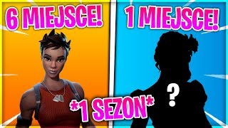 TOP 10 SEASON 1 SKINS IN FORTNITE! * Some you may not know *