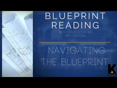 Blueprint Reading (Part 1): HISTORY & OVERVIEW