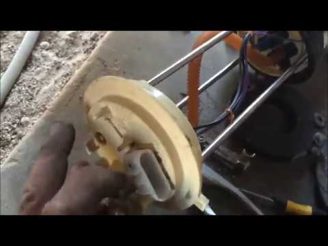 2000 Isuzu NPR Fuel Pump Replacement