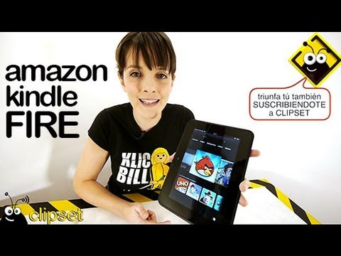 Amazon Kindle Fire HD review Videorama