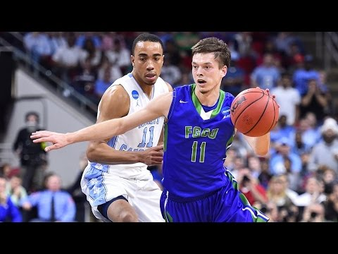 Florida Gulf Coast vs. North Carolina: Game highlights