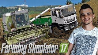Żniwa 2018 Fortschritt E514 + Szybka Orka Ursusem Farming Simulator 17 na Wschodniej Dolinie