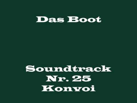 "Das Boot Soundtrack 25 - ""Konvoi"""