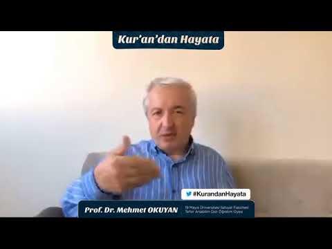 Allahın Unutması Ne Demek? - Prof.Dr. Mehmet Okuyan
