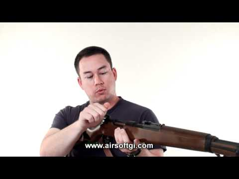 Airsoft GI - G&G G980 CO2 Bolt Action Real Wood Full Metal WWII Airsoft Rifle (KAR98)