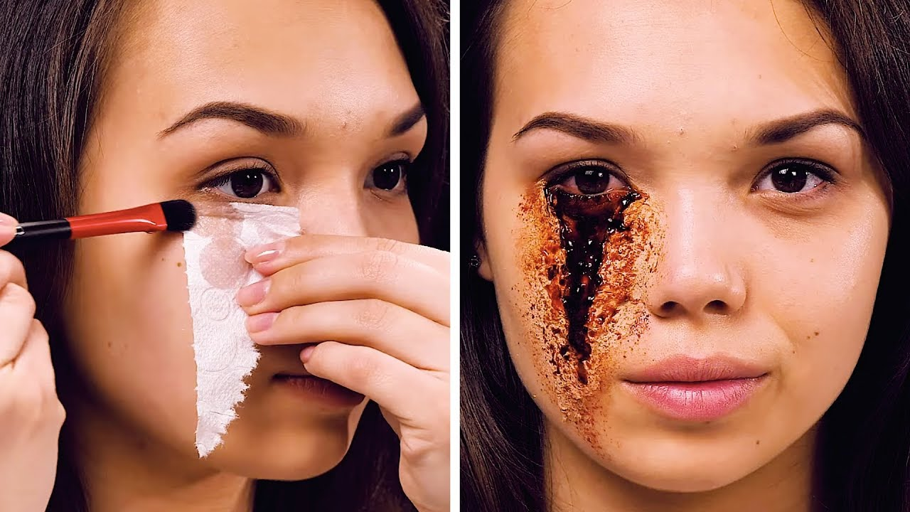 [VIDEO] - 19 TV AND MOVIE MAKEUP FOR YOUR SFX LOOK 8