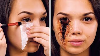 19 TV AND MOVIE MAKEUP FOR YOUR SFX LOOK...