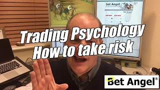 Trading psychology - Learning to take risk