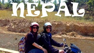 Nepal Motorbike Adventure to a Buddhist Monastery