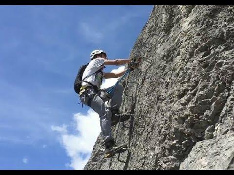 Klettersteig Switzerland : FÜrenwand klettersteig via ferrata engelberg switzerland