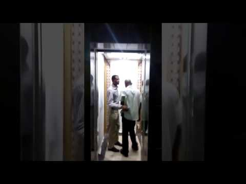 New Elevator testing in Africa - Construction in Africa 1
