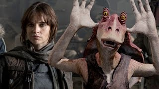 Heads Up: Jar Jar Binks Could Be in Rogue One