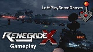 Renegade-X - Black Dawn Gameplay