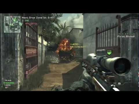 Kingdom Sniper Quick Clip - MW3 (1080p)