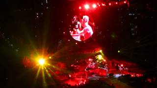 Coldplay - Fix You, at Tampa Bay Times Forum, Tampa, FL, USA, June 28, 2012.