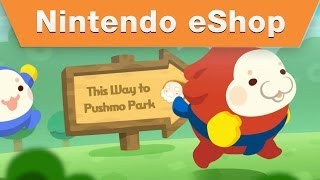 Nintendo eShop - Pushmo World for Wii U