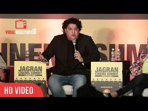 Sajid Khan At Jagran Cinema Summit 2017  Press Conference