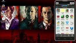 Apps/Spiele vom Androidgerät zu anderem Gerät verschicken