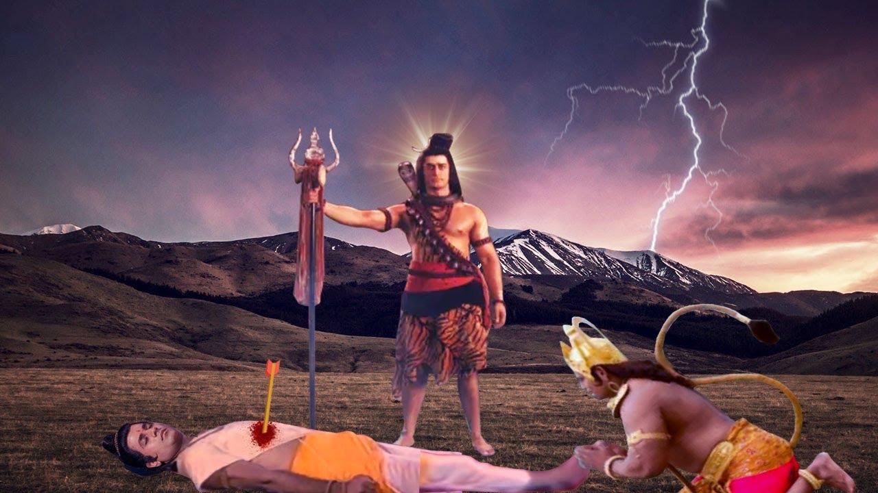 देखिये कैसे हुई श्रीराम की मृत्यु | रामायण का अंतिम एपिसोड | How did Lord Rama Die | Ramayan
