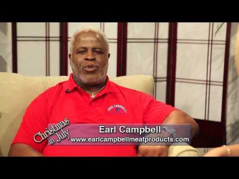 Earl Campbell Meat Products The Showcase Series IMC