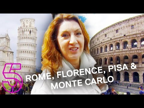 """Cruising The Mediterranean - """"That Is A Wow Moment!""""   Cruising with Jane McDonald   Channel 5"""