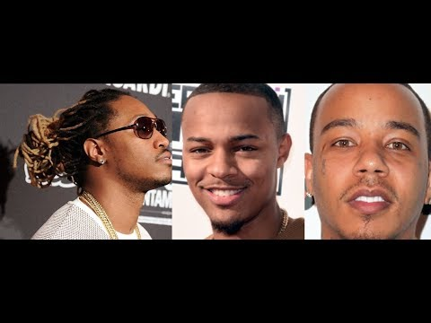 Future Reportedly Dating Bow Wow's Baby Mama, BOW WOW RESPONDS, YUNG BERG SMASHED TOO!