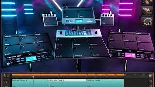 "Toontrack Electronic Edge EZX Cyberpunk Synthwave Demo ""Cyberpunk Club"""