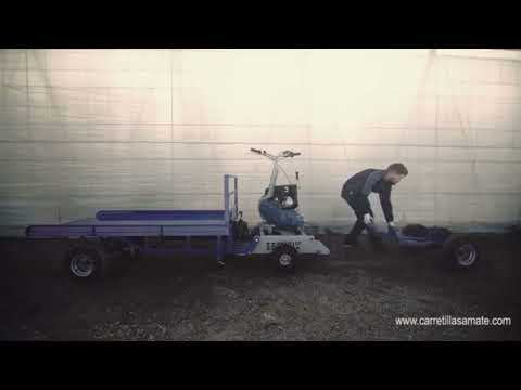 Grupo de Traccion GT + Accesorios video