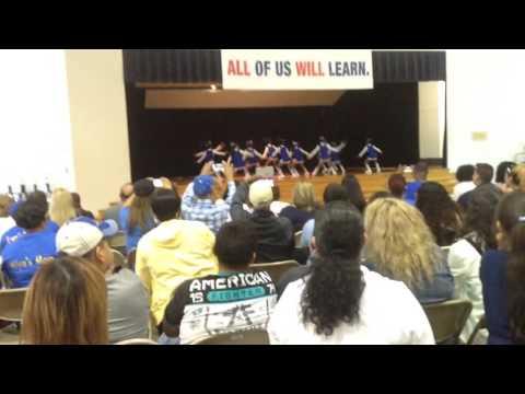 KIPP Zenith Academy Cheer Squad