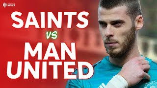 Southampton vs Manchester United PREMIER LEAGUE PREVIEW!