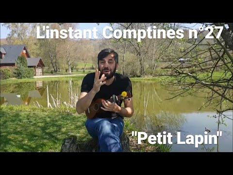 L'instant Comptines N°27 Avec REMI : Le Petit Lapin