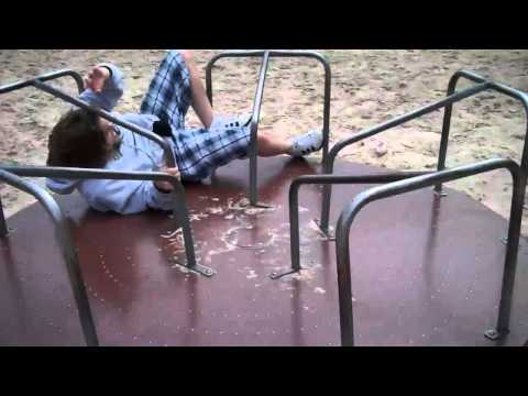Epic Merry-Go-Round of death featuring Anthony