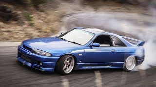 Nissan Skyline R33 Drift Compilation