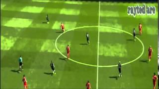 Jordan Henderson vs Southampton (17.08.2014)