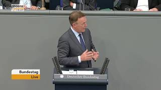 Thomas Oppermann bei der Debatte zur Situation in Deutschland am 05.09.17