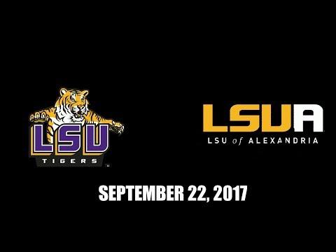 LSU Rugby vs. LSU-Alexandria Rugby (Sept. 22, 2017)